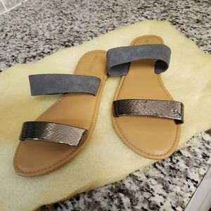 Brand new never worn cute sandals from target